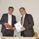 O Instituto Politécnico de Coimbra e a Comunidade Intermunicipal da Região de Coimbra celebraram hoje um Protocolo de Cooperação relativo a Estágios Erasmus +, assinado pelo presidente do IPC, Jorge Conde, e o presidente do Conselho Intermunicipal da CIMRC, João Ataíde.