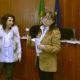 Cristina Espassandim, formadora sobre Orçamento de Estado, e Paula Silvestre, CIM Região de Coimbra