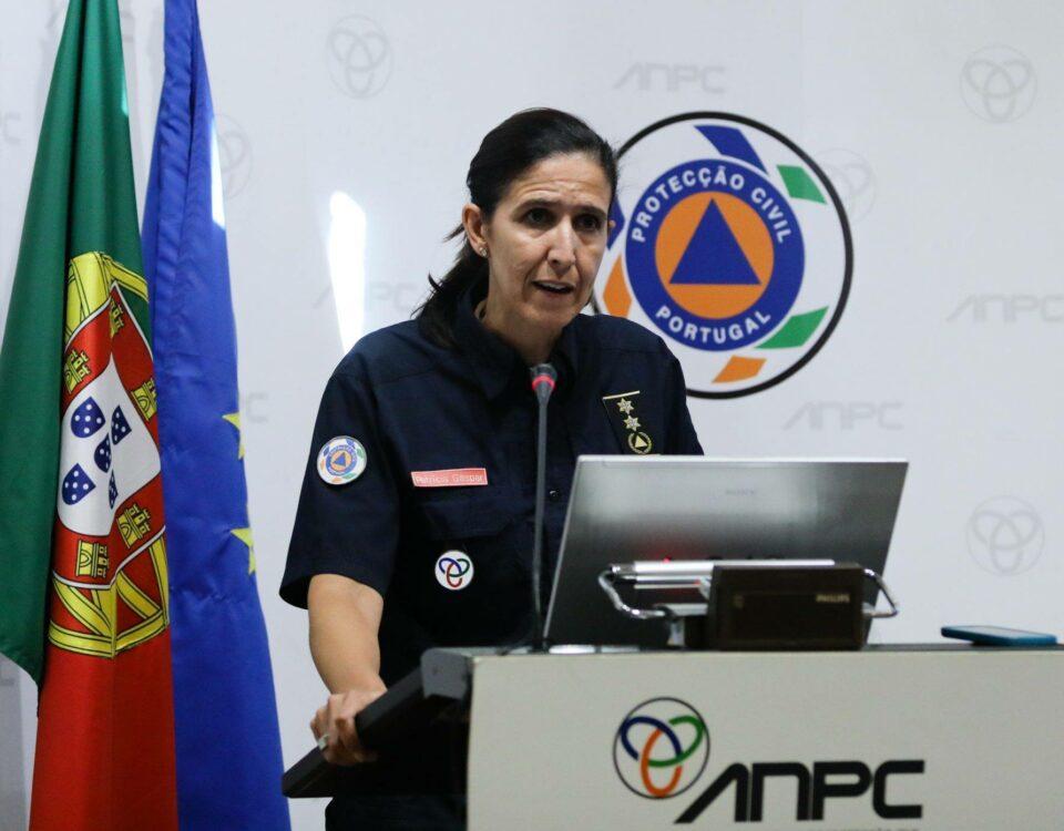 Patrícia Gaspar, ANPC