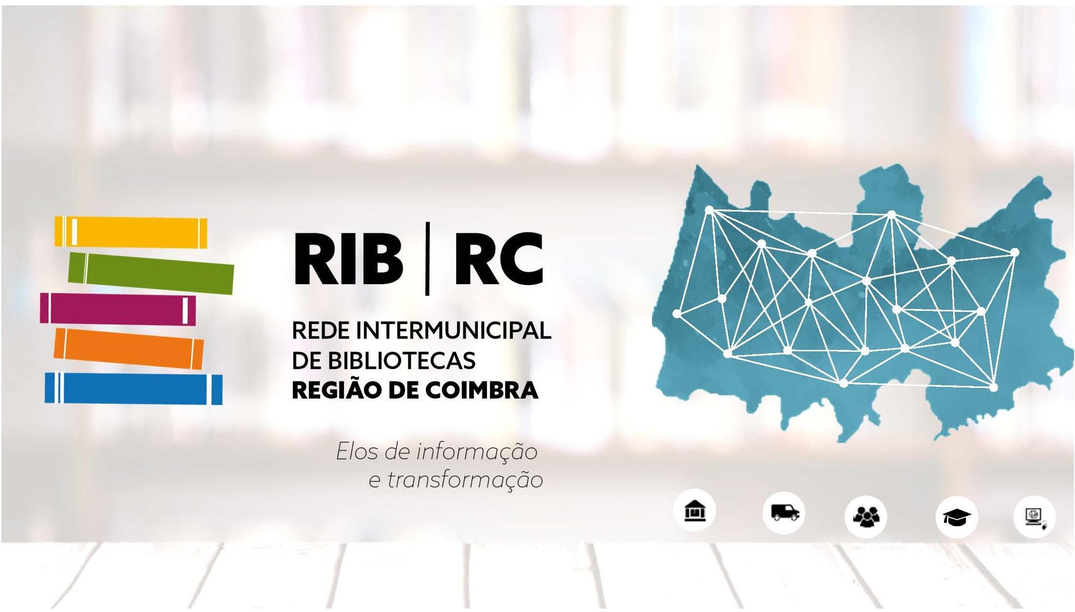 criada a 6 de abril de 2017 contemplando a articulação entre a CIM Região de Coimbra, os seus Municípios e a Direção-Geral do Livro, dos Arquivos e das Bibliotecas (DGLAB).
